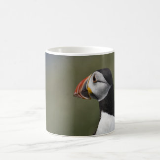 Who's There Puffin Coffee Mug