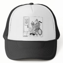 Who's Who in the Amnesia Ward Trucker Hat