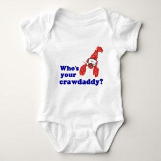 Who's Your Crawdaddy? Baby Bodysuit