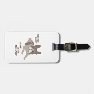 Who's Your Daddy? Travel Bag Tags