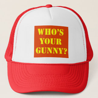 Who's Your Gunny? Ball Cap