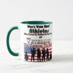 Who's Your Hero? Mug