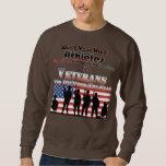 Who's Your Hero? Sweatshirt
