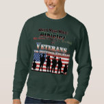 Who's Your Hero? Sweatshirt