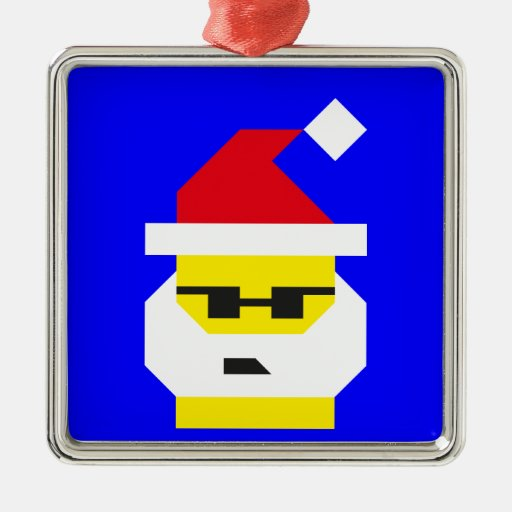 Who's Your Santa, Baby? Christmas Ornaments