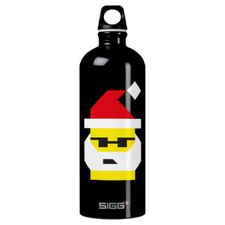 Who's Your Santa, Baby? Water Bottle