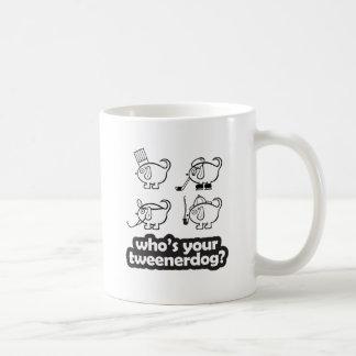 who's your tweenerdog? design 2 mug