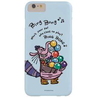 Whose Your Friend Who Likes to Play Barely There iPhone 6 Plus Case