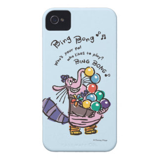 Whose Your Friend Who Likes to Play iPhone 4 Case-Mate Case