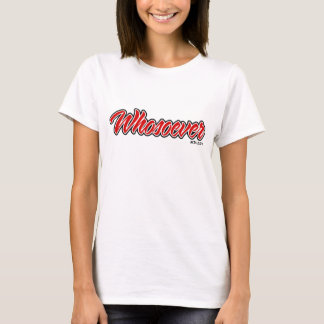 Whosoever call on the name Acts 2:21 T-Shirt