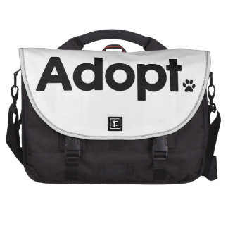 WHS Adopt Logo Laptop Commuter Bag