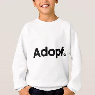 WHS Adopt Logo Sweatshirt