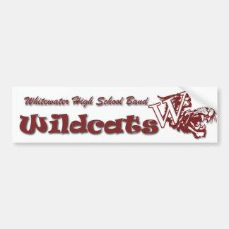 WHS Band Bumper Sticker