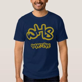 WHS Gametime Blue Tee Shirt