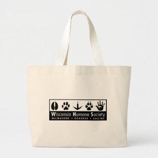 WHS Logo Canvas Bag