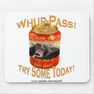 Whup-Pass Mouse Pad