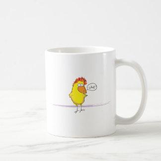 Whut Bird Coffee Mug