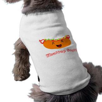 Whuttup dog dog tee