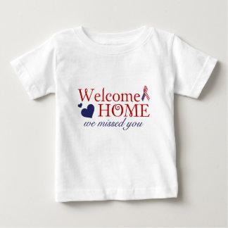 whwemissedu baby T-Shirt