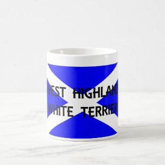 WHWT name on flag Coffee Mug