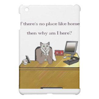 Why Am I Here iPad Case
