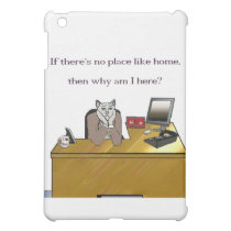 Why Am I Here iPad Case