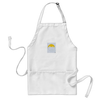 Why Am I Stuck Here? Adult Apron