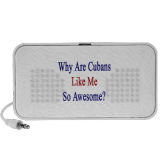 Why Are Cubans Like Me So Awesome? Travel Speaker