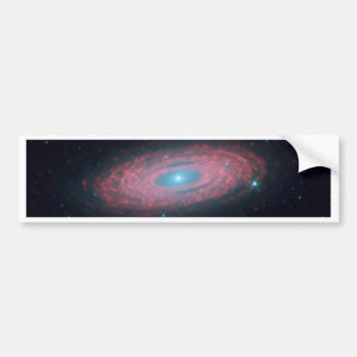 Why Are Galaxies So Smooth Bumper Sticker