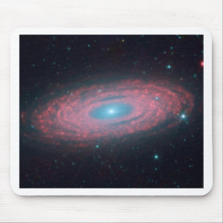 Why Are Galaxies So Smooth Mouse Pad
