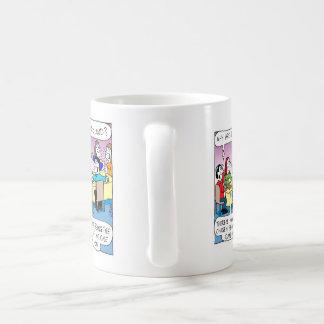Why are Jews so loud? Coffee Mug