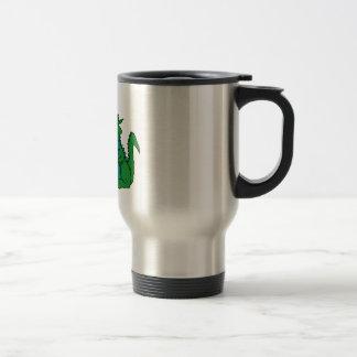, Why are we awake? Travel Mug