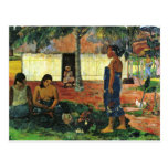Why Are You Angry? (No Te Aha Oe Riri?) By Gauguin Post Cards