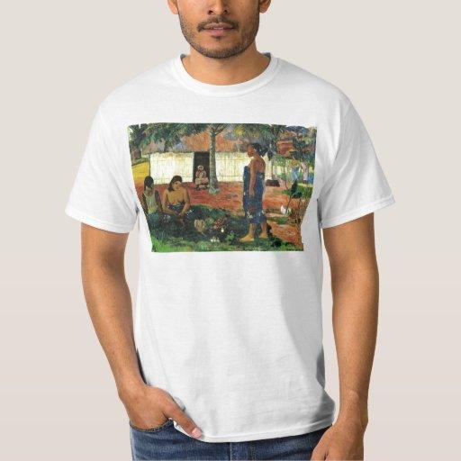 Why Are You Angry? (No Te Aha Oe Riri?) By Gauguin Shirt