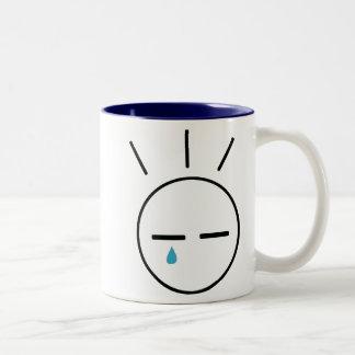 Why are you crying mug