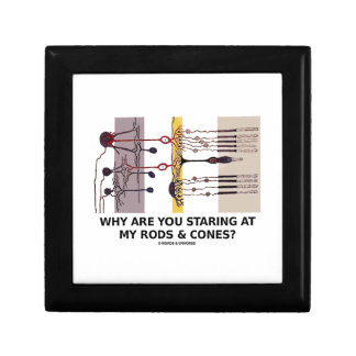 Why Are You Staring At My Rods & Cones? Jewelry Boxes