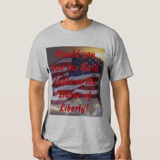 Why ban pits? t shirt