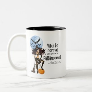 Why Be Normal Two-Tone Coffee Mug