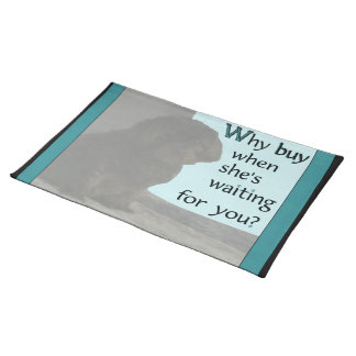 Why Buy? Cloth Placemat