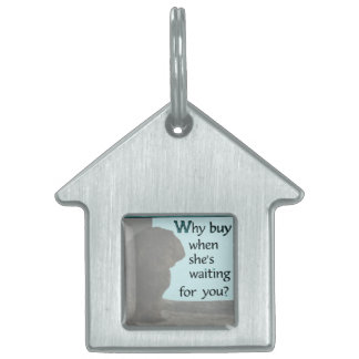 Why Buy? Pet Name Tag
