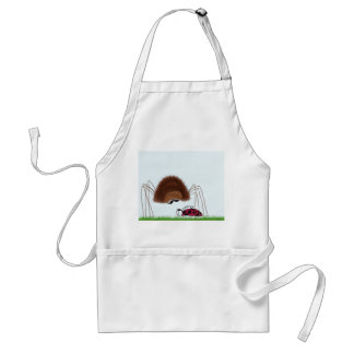 Why Can t We Be Friends Apron