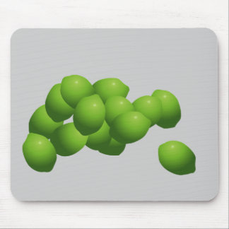 Why Can't I Hold All These Limes? Mouse Pad