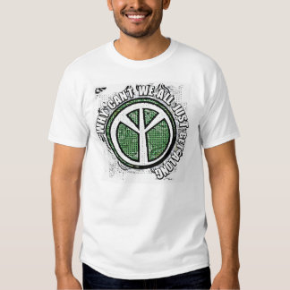 why cant we all just get along shirt