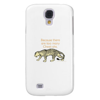 Why can't you play cards in the jungle? samsung s4 case