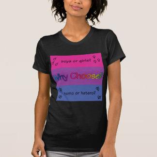 Why Choose? Simone de Beauvoir quote T-shirt
