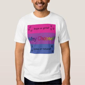 Why Choose? Simone de Beauvoir quote T Shirt