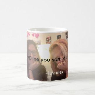 Why did i make this coffee mug