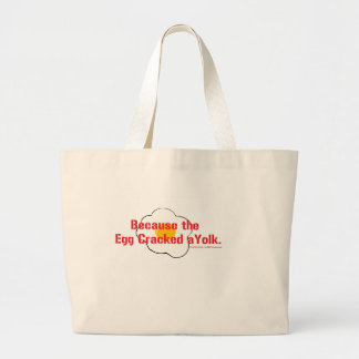 Why did the bacon laugh? tote bags