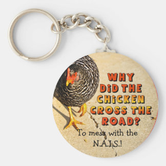Why did the Chicken Key Chains