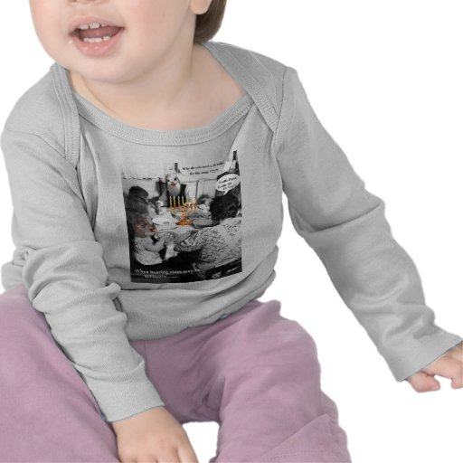 Why do you need a dreidel for the soup? Ladle papa T Shirts